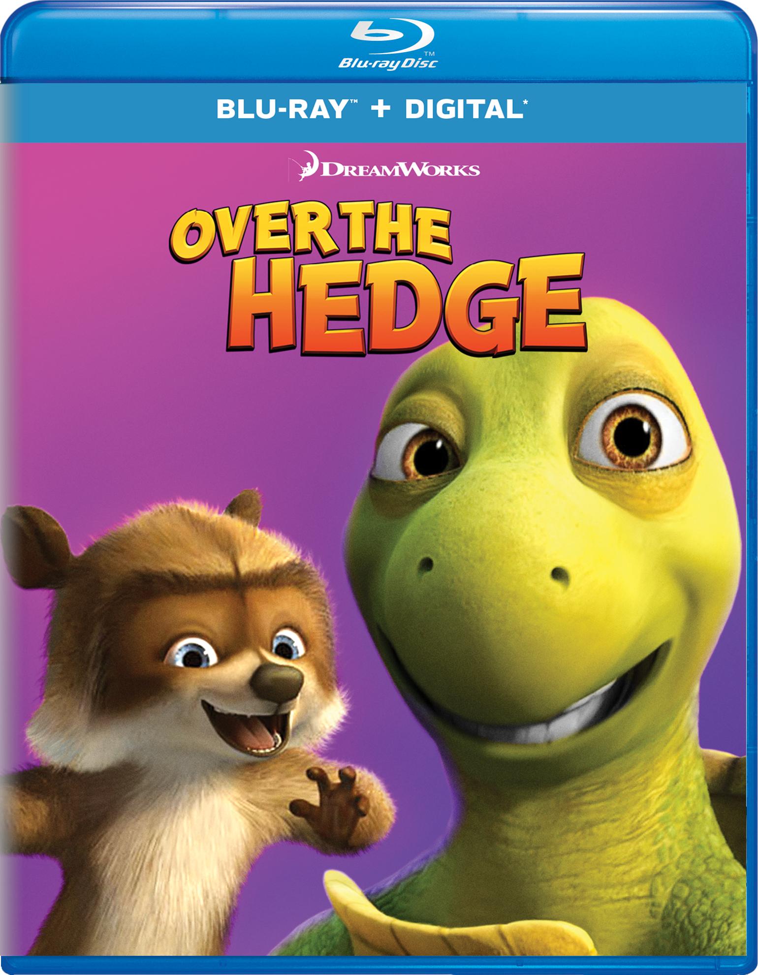 Over the Hedge (Blu-ray)(Region Free)(Pre-order / Jun 4)
