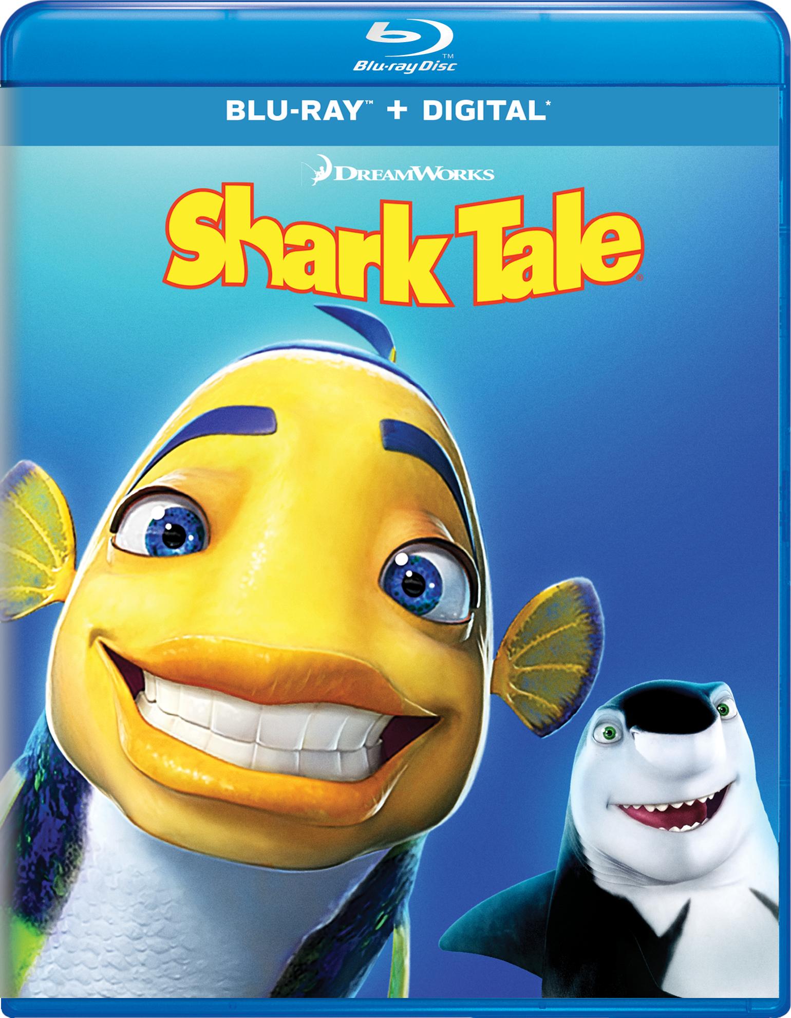 Shark Tale (Blu-ray)(Region Free)(Pre-order / Jun 4)