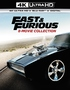Fast & Furious 8-Movie Collection 4K (Blu-ray)