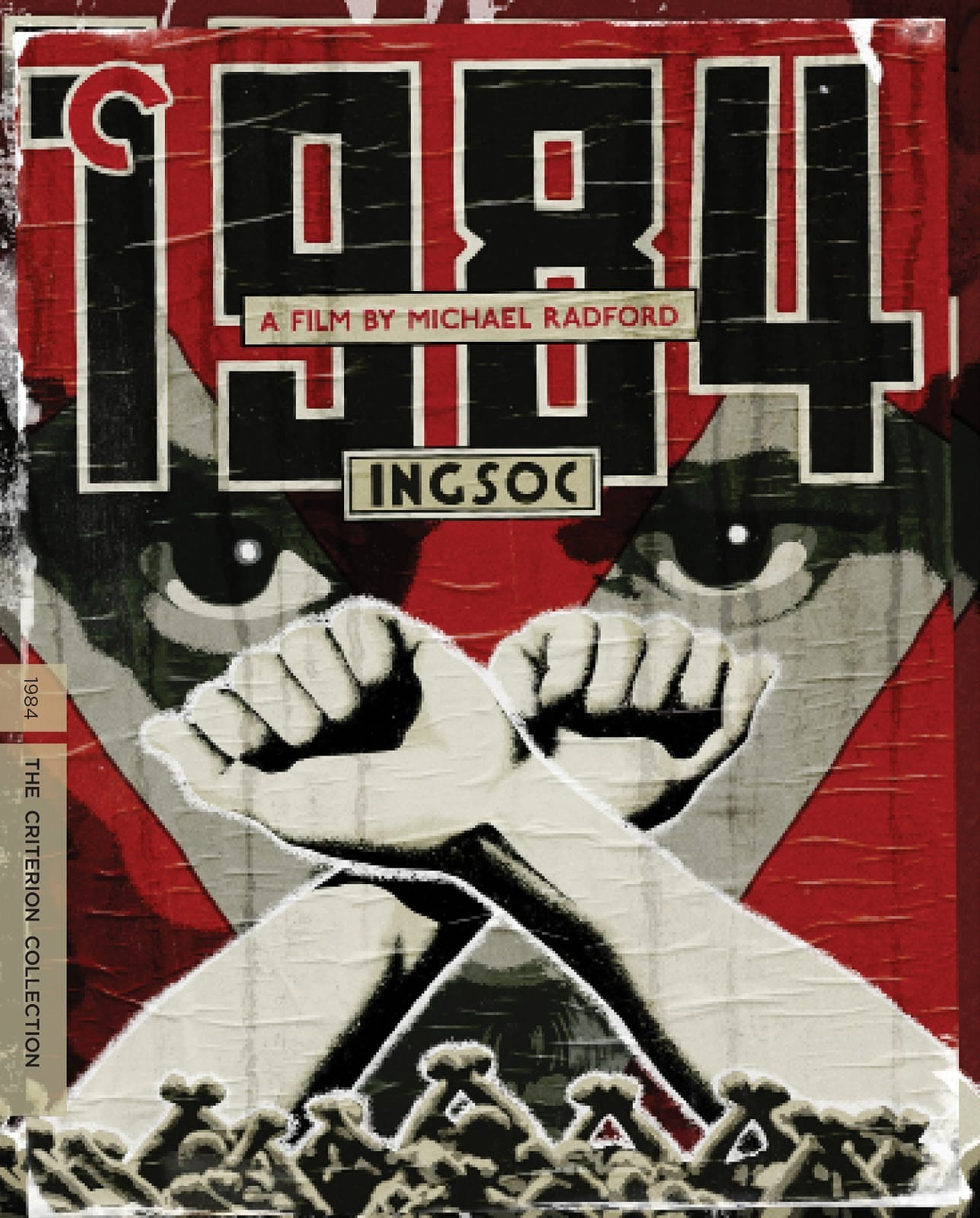 1984 (The Criterion Collection)(Blu-ray)(Region A)(Pre-order / Jul 23)