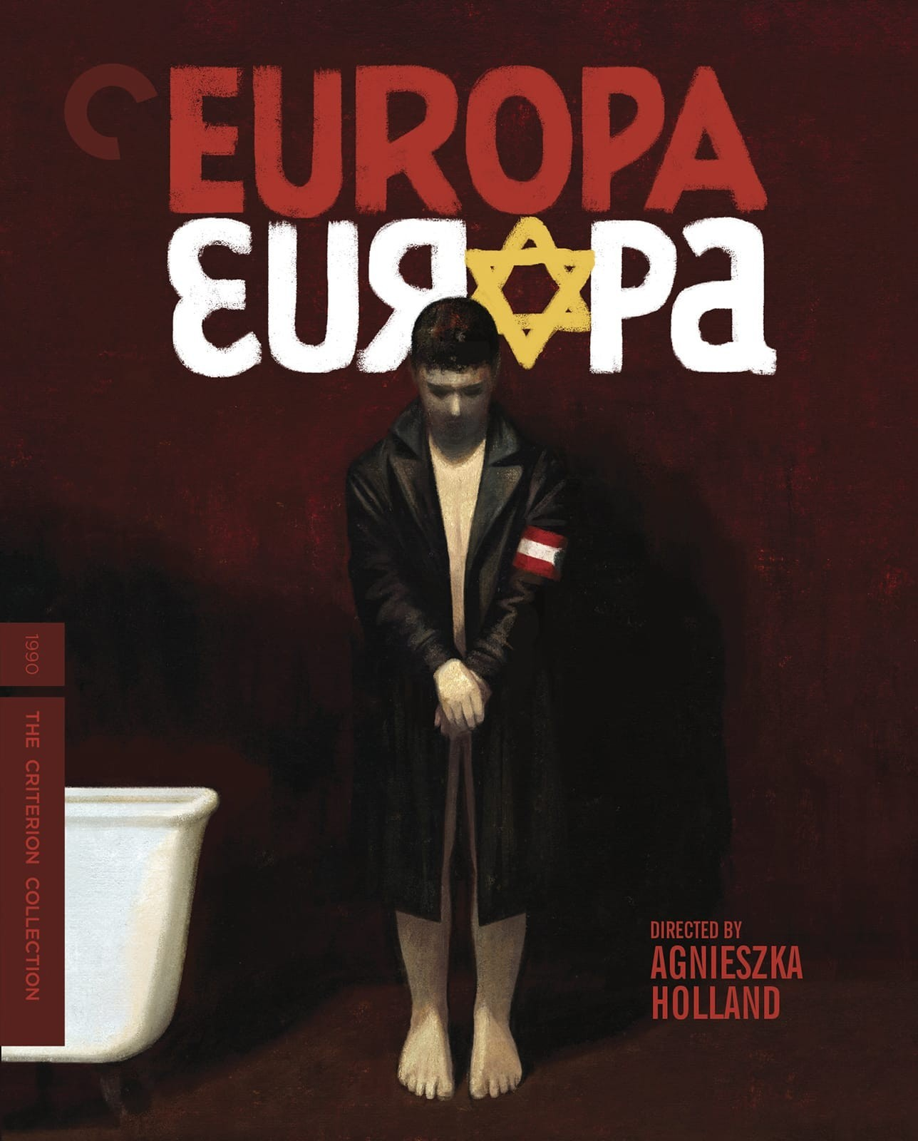 Europa Europa (The Criterion Collection)(Blu-ray)(Region A)(Pre-order / Jul 9)