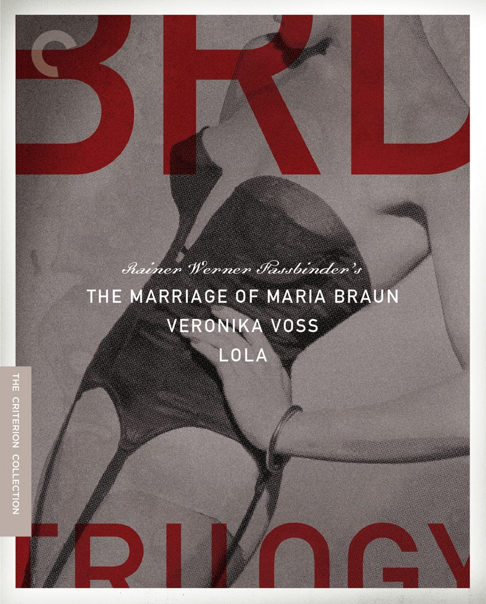 The BRD Trilogy (The Criterion Collection)(Blu-ray)(Region A)(Pre-order / Jul 9)