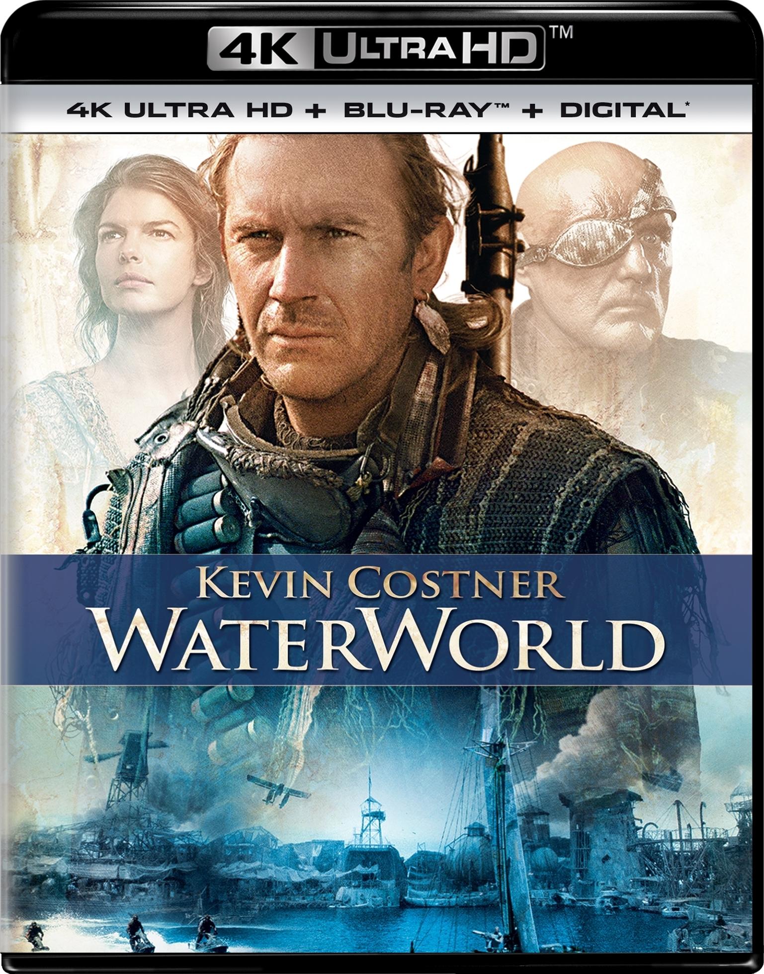 Waterworld (4K Ultra HD Blu-ray)(Pre-order / Jul 9)
