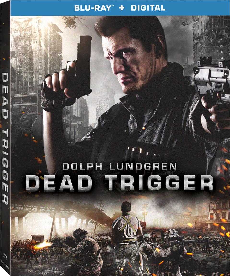 Dead Trigger (Blu-ray)(Region A)(Pre-order / Jul 2)