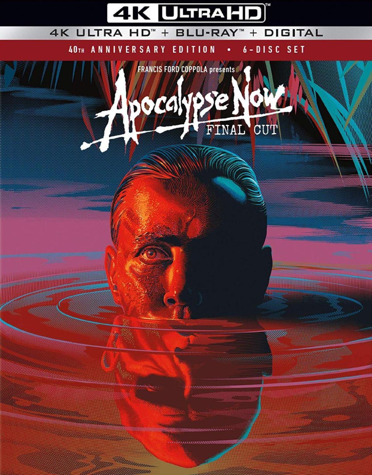 Apocalypse Now Final Cut 4K (1979) 4K Ultra HD