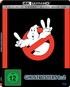 Ghostbusters and Ghostbusters II 4K (Blu-ray)