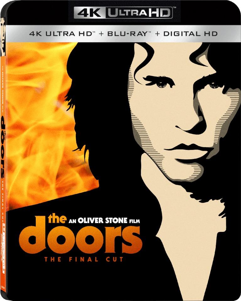 The Doors (4K Ultra HD Blu-ray)(Pre-order / Jul 30)