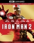 Iron Man 2 4K (Blu-ray)