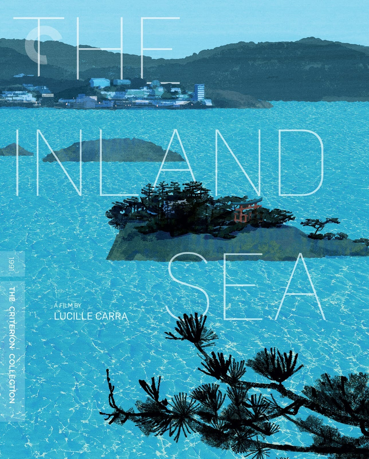 The Inland Sea (The Criterion Collection)(Blu-ray)(Region A)(Pre-order / Aug 13)
