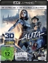 Alita: Battle Angel 4K + 3D (Blu-ray)