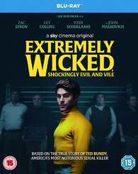 Extremely Wicked Shockingly Evil And Vile Blu Ray Release Date September 9 2019 United Kingdom