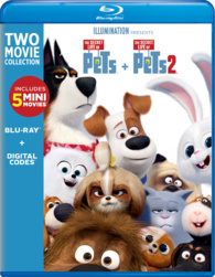 The Secret Life Of Pets 2 Movie Collection Blu Ray Release Date August 27 2019 Blu Ray Digital Hd