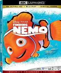 Finding Nemo 4K Blu-ray