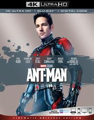 Ant Man 4k Blu Ray Release Date October 1 2019 4k Ultra Hd Blu Ray Digital Hd