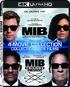 Men in Black 4-Movie Collection 4K (Blu-ray)