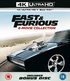 Fast & Furious: 8-Movie Collection 4K (Blu-ray)