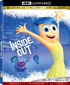 Inside Out 4K (Blu-ray)
