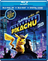 Pokémon: Detective Pikachu 3D (Blu-ray)