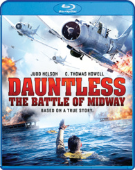 Dauntless: The Battle of Midway Blu-ray