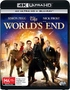 The World's End 4K (Blu-ray)