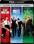 Shaun of the Dead 4K / Hot Fuzz 4K / The World's End 4K (Blu-ray)