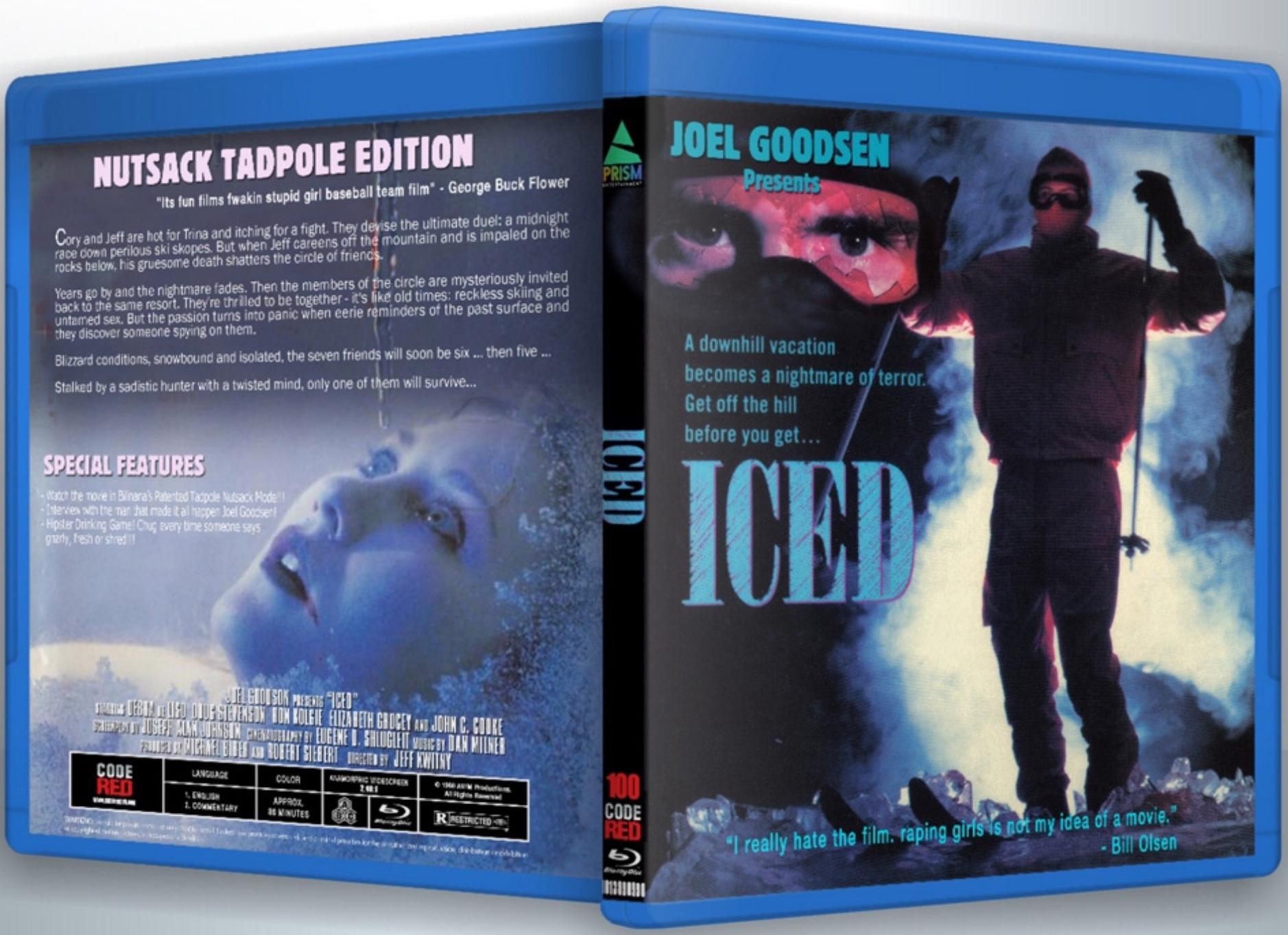Iced Blu-ray