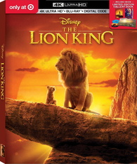 The Lion King 4k Blu Ray Release Date October 22 2019