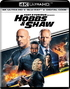 Fast & Furious Presents: Hobbs & Shaw 4K (Blu-ray)
