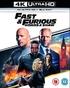 Fast & Furious: Hobbs & Shaw 4K (Blu-ray)