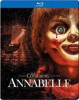 Annabelle Blu Ray Release Date January 20 2015 Blu Ray Dvd