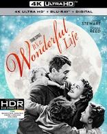 It's a Wonderful Life 4K (Blu-ray)