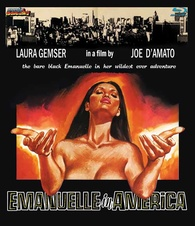 Emanuelle in America (Blu-ray)