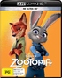 Zootopia 4K (Blu-ray)