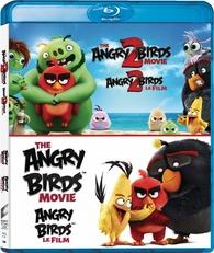 The Angry Birds Movie The Angry Birds Movie 2 Blu Ray Bilingual