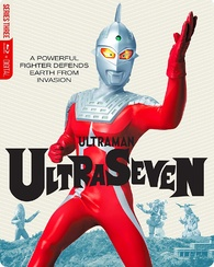 Ultraseven: The Complete Series (Blu-ray) Temporary cover art