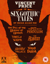 Vincent Price in Six Gothic Tales by Edgar Allan Poe (Blu-ray)