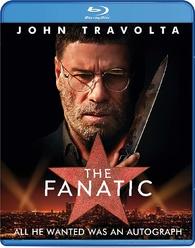 The Fanatic (Blu-ray) Temporary cover art