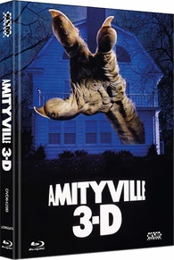 Amityville 3 D Blu Ray Release Date November 22 2019 Digibook Germany