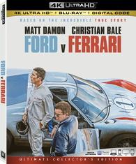 Ford V Ferrari 4k Blu Ray Release Date February 11 2020 4k Ultra Hd Blu Ray Digital Hd