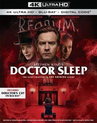 Doctor Sleep 4k Blu Ray Release Date February 4 2020 Includes Director S Cut On Standard Blu Ray