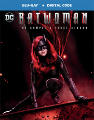 Batwoman: The Complete First Season (Blu-ray) Temporary cover art
