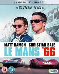 Ford V Ferrari 4k Blu Ray Release Date March 23 2020 Le Mans 66 United Kingdom
