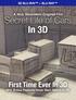 Secret Life of Cars 3D (Blu-ray)