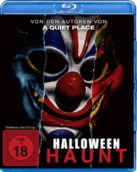 Halloween 2020 Blu Ray Relese Halloween Haunt Blu ray Release Date March 27, 2020 (Germany)