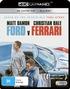 Ford v Ferrari 4K (Blu-ray)