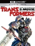 Transformers: The Ultimate Five Movie Collection 4K (Blu-ray)