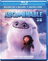 Abominable 3D (Blu-ray)
