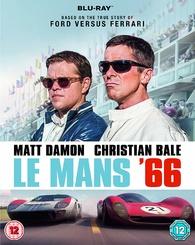 Ford V Ferrari Blu Ray Release Date March 23 2020 Le Mans 66 United Kingdom