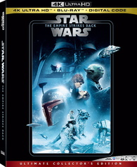 Star Wars Episode V The Empire Strikes Back 4k Blu Ray Release Date March 31 2020 4k Ultra Hd Blu Ray Digital Hd