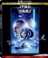 Star Wars Episode I The Phantom Menace 4k Blu Ray Release Date March 31 2020 4k Ultra Hd Blu Ray Digital Hd
